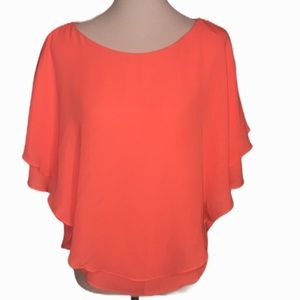 Gianni Bini XS Coral Top